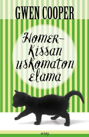 Homer-kissan uskomaton elämä  by  Gwen Cooper