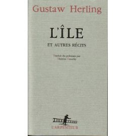 Lîle et autres récits  by  Gustaw Herling-Grudziński