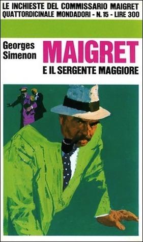 Maigret e il sergente maggiore  by  Georges Simenon