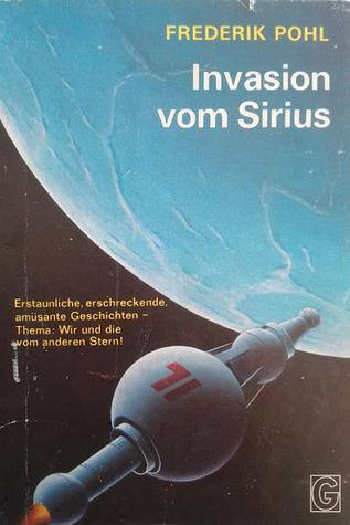 Invasion vom Sirius Frederik Pohl