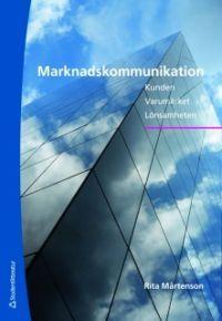 Marknadskommunikation  by  Rita Mårtensson