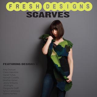 Fresh Designs: Scarves  by  Shannon Okey