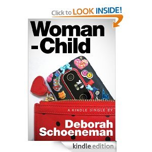 Woman-Child  by  Deborah Schoeneman