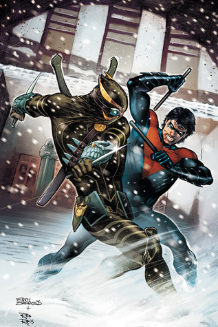 Nightwing #9 (New 52 Nightwing #9)  by  Kyle Higgins