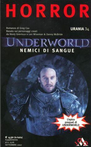 Underworld: Nemici di sangue (Underworld, #2) Greg Cox