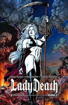 Lady Death Volume 2  by  Brian Pulido