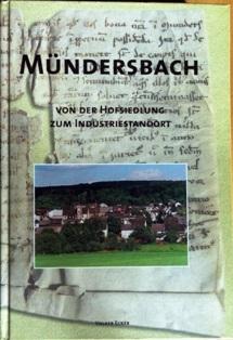 Mündersbach - Von der Hofsiedlung zum Industriestandort  by  Volker Ecker