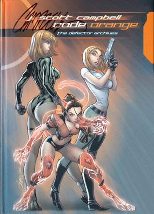 Code Orange: The Defector Archives  by  J. Scott Campbell