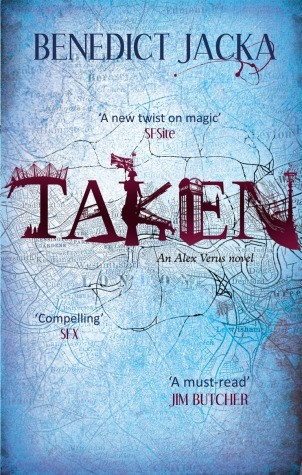 Taken (Alex Verus, #3)  by  Benedict Jacka