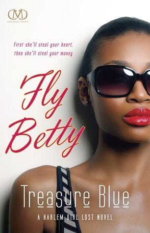 Fly Betty Treasure Blue