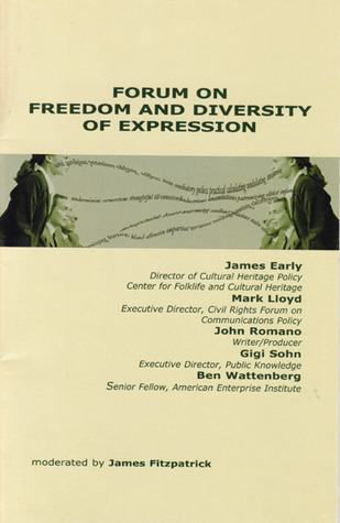 Forum on Freedom and Diversity of Expression and the First Amendment Center for Arts and Culture