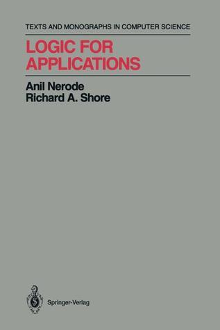 Logic for Applications Anil Nerode