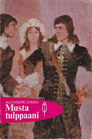 Musta tulppaani Alexandre Dumas