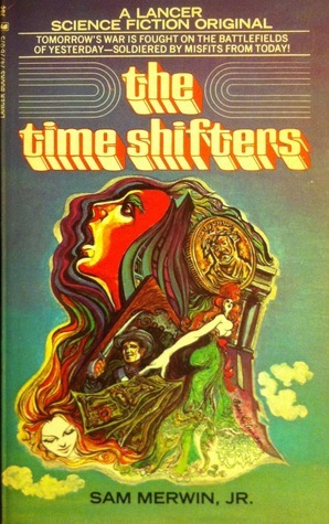 The Time Shifters  by  Sam Merwin Jr.