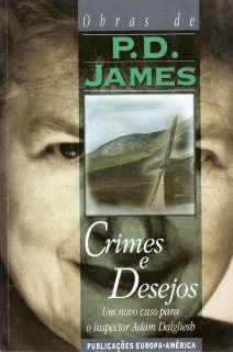 Crimes e Desejos P.D. James