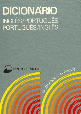 Dicionário: Inglês/Português, Português/Inglês Porto Editora