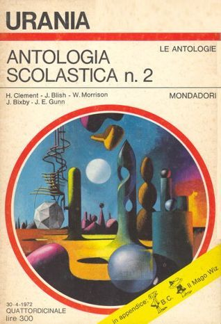 Antologia scolastica n. 2  by  Isaac Asimov