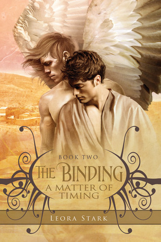 A Matter of Timing (The Binding Trilogy, #2) Leora Stark