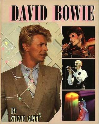 David Bowie  by  Steve Gett