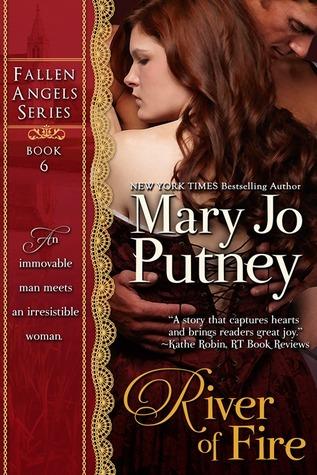 River Of Fire (Fallen Angels, #6) Mary Jo Putney