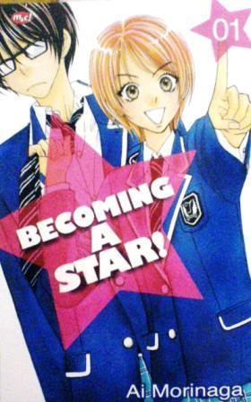 Becoming A Star! Vol. 1  by  Ai Morinaga