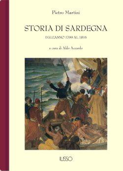 Storia di Sardegna (Dallanno 1799 al 1816)  by  Pietro Martini