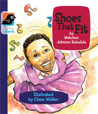 Shoes That Fit  by  Watchen Johnson Babalola