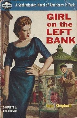 Girl On The Left Bank Joan Shepherd