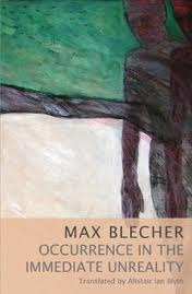 Occurrence In The Immediate Unreality  by  Max Blecher