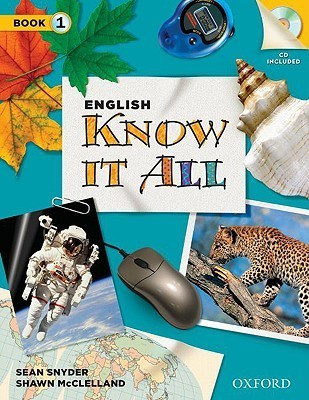 English Know It All: Student Book with CD Pack 1 Sean Snyder
