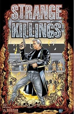 Strange Killings (Gravel, #3) Warren Ellis