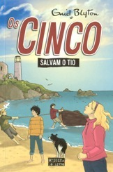Os Cinco Salvam o Tio (Famous Five, #6)  by  Enid Blyton
