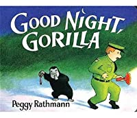 Cp Good Night Gorilla Giant Board Bk Ams Peggy Rathmann