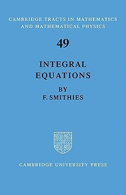 Integral Equations Smithies