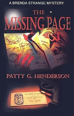 The Missing Page (Brenda Strange Mystery, #3) Patty G. Henderson