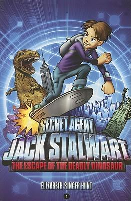 The Deadly Space Race: Russia (Secret Agent Jack Stalwart, #9)  by  Elizabeth Singer Hunt