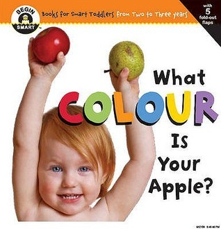 What Color Is Your Apple?  by  Begin Smart