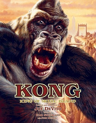 Merian C Coopers King Kong -Li  by  Joe DeVito