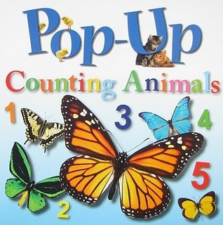 Pop-Up Counting Animals  by  Victoria Harvey