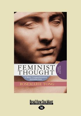 Feminist Thought  by  Rosemarie Tong