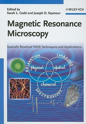 Magnetic Resonance Microscopy: Spatially Resolved NMR Techniques and Applications  by  Sarah Codd
