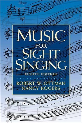Music for Sight Singing (8th Edition) Robert W. Ottman