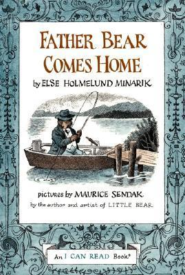 Father Bear Comes Home Book and Tape (I Can Read Book 1) Else Holmelund Minarik