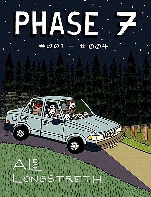 Phase 7 #001 - #004  by  Alec Longstreth
