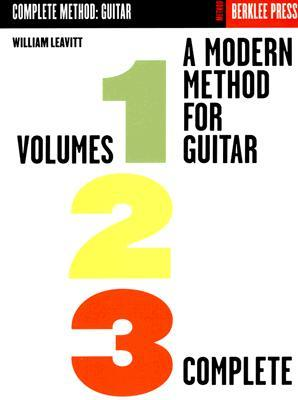 Modern Method for Guitar 2: French Edition William Leavitt