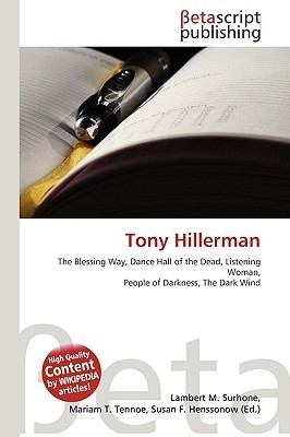 Tony Hillerman  by  NOT A BOOK