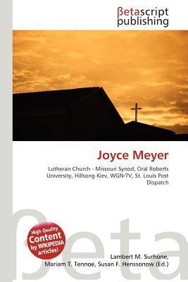 Joyce Meyer NOT A BOOK