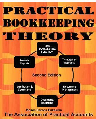 Practical Bookkeeping Theory  by  Moses Carson Bakaluba