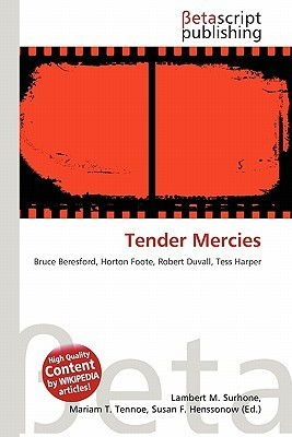 Tender Mercies  by  NOT A BOOK