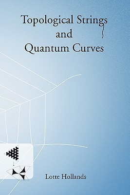 Topological Strings And Quantum Curves Lotte Hollands